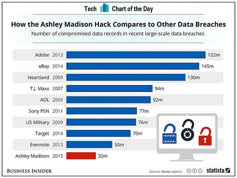 The Ashley Madison hack was actually pretty small   Digital Transformation of Businesses   Scoop.it
