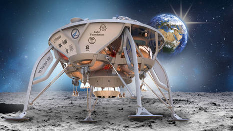 The First Private Mission to the Moon Is Planned to Launch in 2017 | The NewSpace Daily | Scoop.it