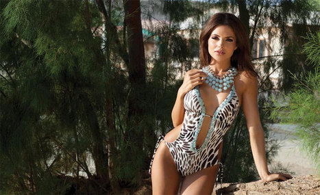 Show Off Your Wild Side in Exotic Swimwear by Aguaclara | Fashion News by JustLuxe | women life style fashion | Scoop.it