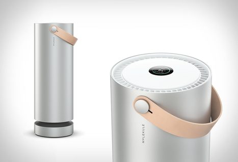 Molekule Air Purifier | Stuff we drool about... | Scoop.it