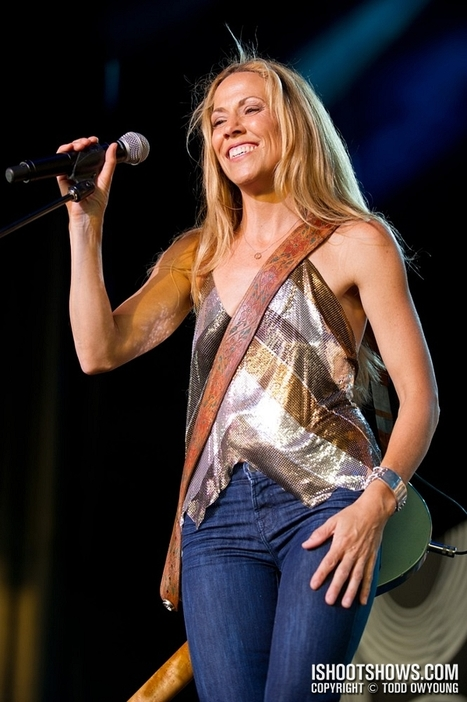 Photos: Sheryl Crow, Born Free Tour 2011 | Photography Now | Scoop.it