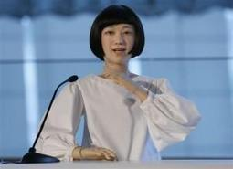 New Tokyo museum robot guides look, sound human   Digital-News on Scoop.it today   Scoop.it