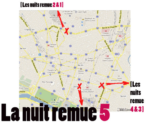 remue.net : La nuit remue 5, samedi 18 juin 2011 | SPIP - cms, javascripts et copyleft | Scoop.it