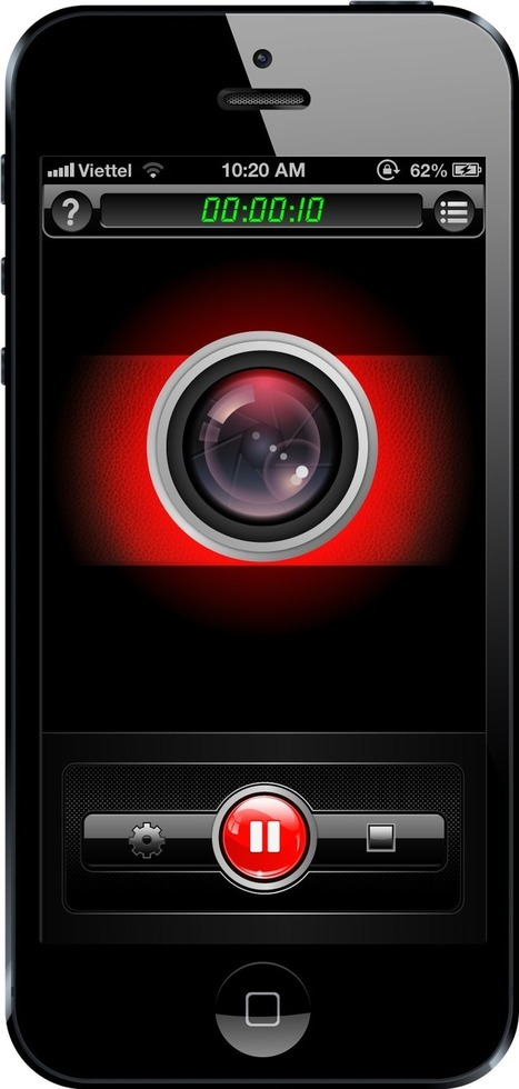Display Recorder for iOS | iOS | Scoop.it