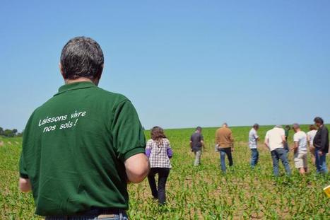 L'agriculture de conservation des sols  s'organise et s'étend | Agriculture de Conservation des Sols | Scoop.it