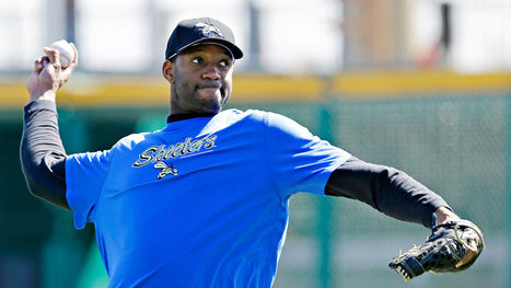 SportsNation: Tracy McGrady makes his pro baseball debut with the Sugar Land Skeeters | I like sports and I don't care who knows. | Scoop.it