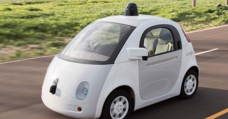 Google's Driverless Cars are going to London | Technology in Business Today | Scoop.it
