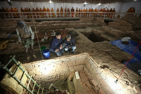 Discoveries confirm early date of Buddha's life | The Archaeology News Network | Kiosque du monde : Asie | Scoop.it