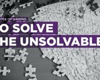 The Purpose Of Gaming: To Solve The Unsolvable @PSFK | Functional Finds - Design, Technology & Media | Scoop.it