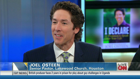 Joel Osteen explains stance on homosexuality - CNN (blog)   up2-21   Scoop.it
