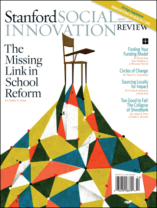 Going to Scale (April 1, 2003) | Stanford Social Innovation Review | Nonprofit Management and Leadership | Scoop.it