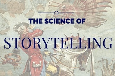 The science of good storytelling | Bullish Ink: Write Fiction Right | Scoop.it