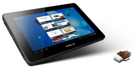 저가 태블릿 '노보7', 79달러 버전도 등장 상품지식 전문뉴스 미디어잇: Novo 7 | eLearningKorean | Scoop.it