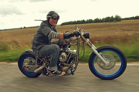 BikeEXIF   Interview: Ola Stenegard   BMW Design Team   Ductalk Ducati News   Scoop.it