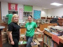 Army of volunteers helps reopen shuttered school libraries - Philadelphia City Paper | School Library Advocacy | Scoop.it
