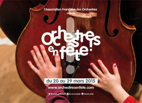 Orchestres en Fête ! « Une édition variée et festive » via NoMadMusic | Wiseband | Scoop.it