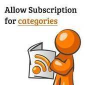 How to Allow Users to Subscribe to Categories in WordPress | TEFL & Ed Tech | Scoop.it