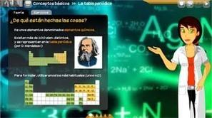 Revista Educación 3.0:  ¡A formular!, un portal para estudiar Física y Química | Las TIC y la Educación | Scoop.it
