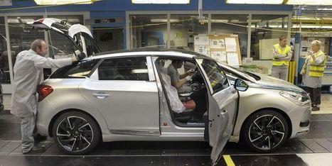 L'industrie automobile française victime d'un triple piège | ECONOMIE ET POLITIQUE | Scoop.it