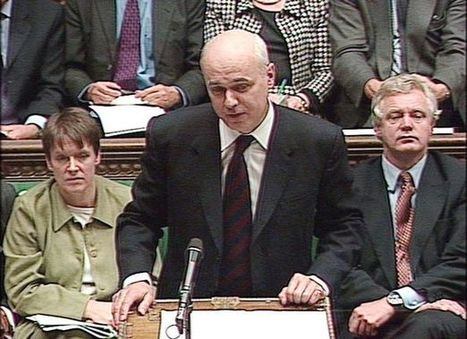 Iain Duncan Smith blames 9/11 attacks for helping ruin his career as Tory leader - Mirror Online   welfare benefits   Scoop.it
