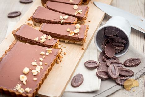 Tarte chocolat, caramel au beurre salé et sarrasin - Sucre d'Orge et Pain d'Epices | Passion for Cooking | Scoop.it