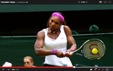 Watch Wimbledon tennis live on YouTube beginning Monday (video) | Babolat Racquet  Tennis | Scoop.it