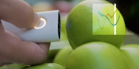 The Mini-Spectrometer Will Analyze Your Food's Molecules for Fat, Sugar, and Calories   qrcodes et R.A.   Scoop.it
