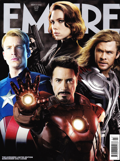 Marvel's Kevin Feige on the Enemy The Avengers Will Face - ComingSoon.net | Comic Books | Scoop.it