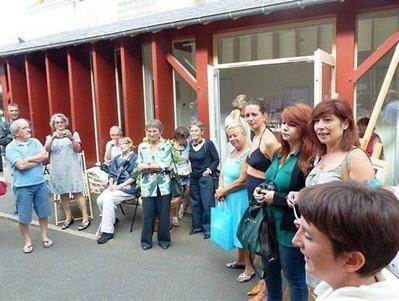 Les temps forts de l'exposition consacrée à la mode , Saint-Lunaire 27/07/2013 - ouest-france.fr | Saint-Lunaire Evènements | Scoop.it