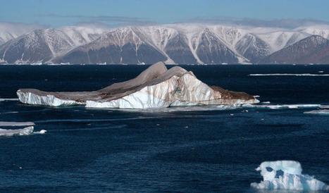 El hielo del Ártico alcanza su segundo mínimo anual conocido   Energy and Environmental Security   Scoop.it