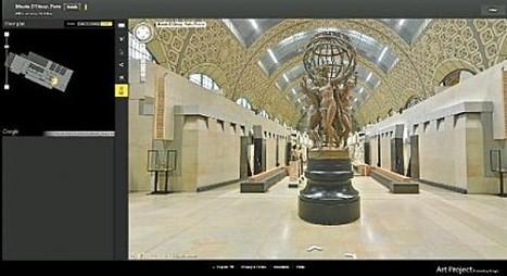155 musées à portée de clics… | Vaudreuil-Dorion Infos | Scoop.it