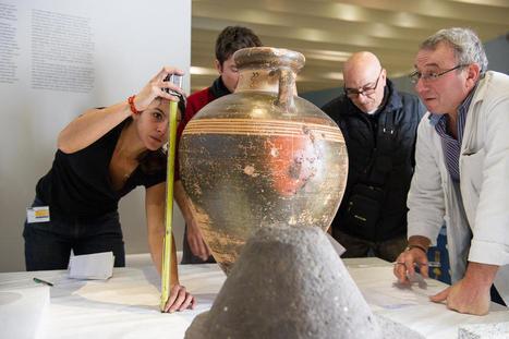 Louvre-Lens: dans les coulisses de l'exposition «Les Étrusques et la Méditerranée» | Les Etrusques et la Méditerranée. La cité de Cerveteri | Scoop.it