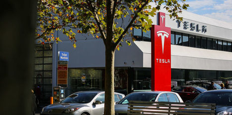 Tesla becomes first carmaker to top Forbes' Innovative Companies list | Business as an Agent of World Benefit | Scoop.it
