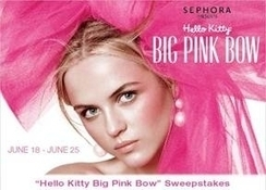 Hello Kitty Teams with Sephora for Pinterest Contest - Beauty & Fashion - AllMediaNY | BEAUTY + SOCIAL MEDIA | Scoop.it
