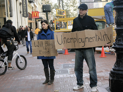 Youth unemployment at highest level since World War II — RT | Student Jobs | Scoop.it