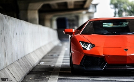 Lamborghini Aventador with PUR Wheels - Top Cars   Damn It's Awesome   Scoop.it