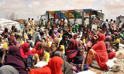 Somali women harassed, raped en route to Kenya | Women of The Revolution | Scoop.it