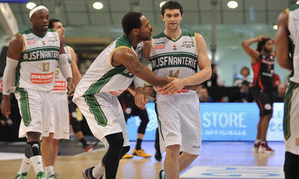 Nanterre : La magie opère toujours   Basket ball , actualites et buzz avec Fasto sport   Scoop.it