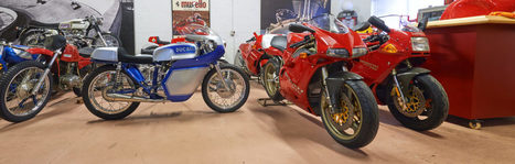 Vicki Smith and Rich Lambrechts - Keepers of the Flame | Ductalk Ducati News | Scoop.it