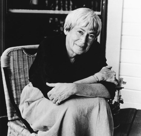 Ursula K. Le Guin: Still Battling the Powers That Be | Paraliteraturas + Pessoa, Borges e Lovecraft | Scoop.it