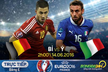 Trực tiếp Bỉ vs Italia 02h00 ngày 14/06 bảng E Euro 2016   Trang tin tức   Scoop.it