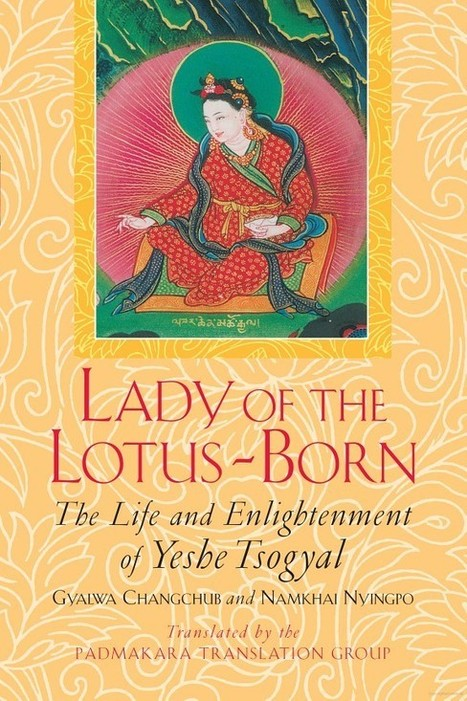 Lady of the Lotus-Born | promienie | Scoop.it
