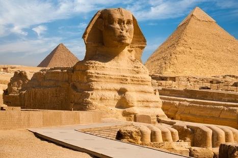 Sous les pyramides, des vestiges gênants d'une science avancée... | HISTOIRE LÉGENDAIRE | Scoop.it