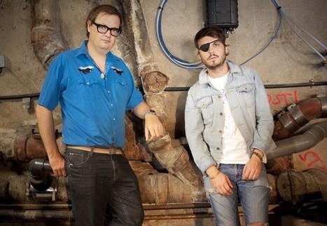 Dans la playlist de novembre 2012   News musique   Scoop.it