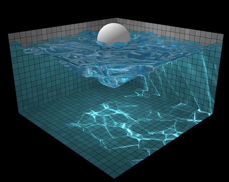 WebGL Water - Make waves! | 3D Experiences | Scoop.it