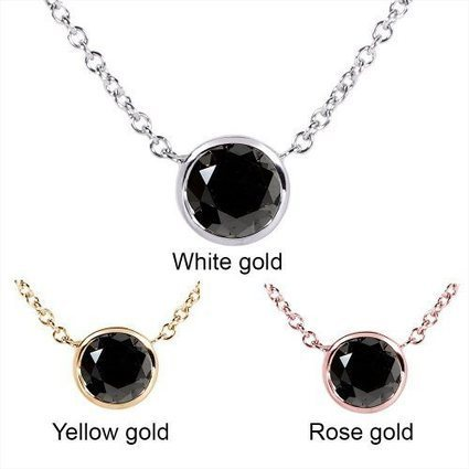 Solitaire necklaces | Christmas Gift Ideas | Scoop.it