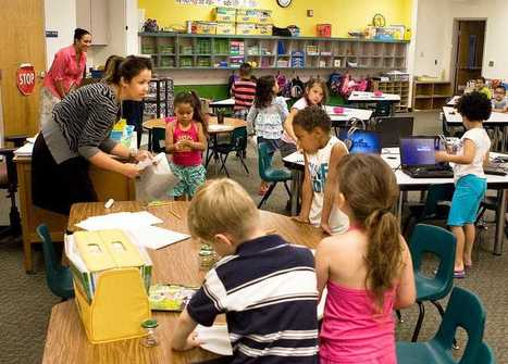 Grant offers boost to Topeka schools | Spanish in the United States | Scoop.it