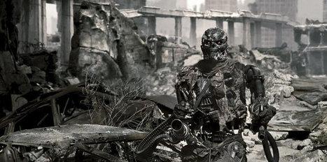 Les robots envahissent... les salles de cinéma - L'Express | Les robots domestiques | Scoop.it