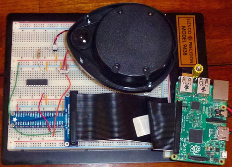 How to Use Lidar with the Raspberry Pi | Arduino, Netduino, Rasperry Pi! | Scoop.it