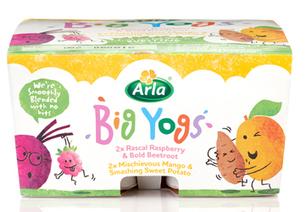 Faire aimer les légumes aux enfants, facileavec Big Yogs   Les nouvelles cultures de l'alimentaire   Scoop.it